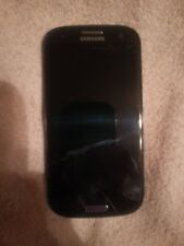 Samsung Galaxy S3 S III GT-i9300 GSM Blue Broken/Not Working/Defective READ ALL!