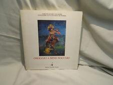 Omaggio a Mino Maccari – Ediz Pananti Firenze 1989
