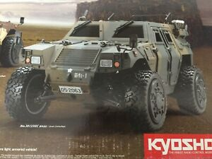 NEW OLD Super Very Rare Kyosho Half8 LAV MINI INFERNO READYSET FROM JAPAN F/S