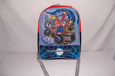 MARIO KART Wii BOY'S SCHOOL BACKPACK  NWT!