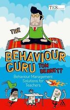 THE BEHAVIOUR GURU - TOM BENNETT - PB BOOK