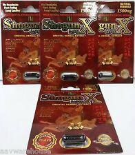 SHOGUN-X Premium Male Enhancement Pill! 4 Cap DEAL! No Headache! Size,Stamina!!