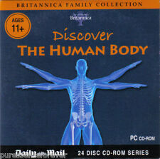 BRITANNICA FAMILY COLLECTION: DISCOVER THE HUMAN BODY (Daily Mail PC CD-ROM)