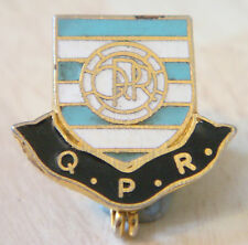Queens Park Rangers vintage Epq badge coffer London Broche épingle doré 23 mm x 21 mm