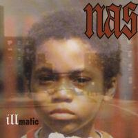 Nas - Illmatic (Vinyl LP - 1994 - EU - Reissue)