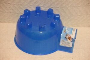 Super Pet Mini Igloo The Coolest Hide Out For Little Critters Blue SST100079167
