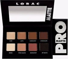 LORAC PRO Matte Palette Eye Shadow Palette - New In Box