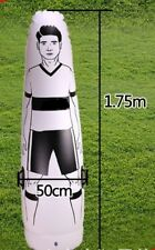 inflatable soccer free kick dummy