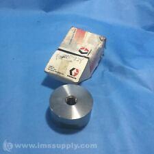 Graco 108528 Pump Piston Nut, Stainless Steel Fnob
