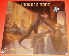 Manilla Road: To Kill A King 2 LP Vinyl Record Set + CD 2017 Golden Core EEC NEW
