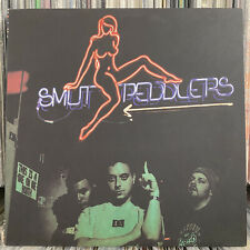 """SMUT PEDDLERS - FIRST NAME SMUT / FOR THE RECORD (12"""")  1999!!  RARE!!!  CAGE!!!"""