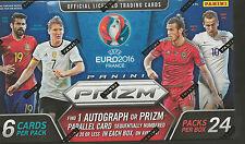 2016 Panini Prizm UEFA Euro Soccer Factory Sealed Futbol in stock