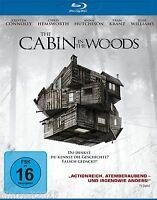 "The Cabin in the Woods [Blu-ray](NEU/OVP) ""Tanz der Teufel"" trifft ""Truman Show"""
