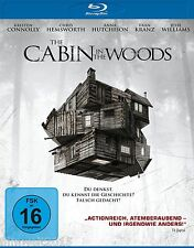 "The Cabin in the Woods [Blu-ray](NEU/OVP) ""Tanz der Teufel"" trifft ""Truman Show"""