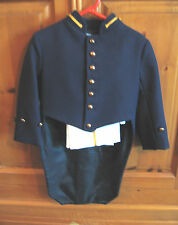 """PAGEBOY MIDSHIPMANS OUTFIT 24"""" CHEST NAVY & WHITE WEDDING FORMAL OUTFIT"""