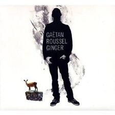 """Gaetan Roussel """"Ginger"""" CD NUOVO"""