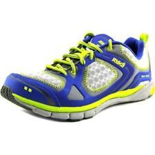 Zapatillas deportivas de mujer de tacón bajo (menos de 2,5 cm) de color principal azul Talla 37