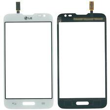 Original LG Optimus L70 D320N Touch screen Display Glas Scheibe Fenster, weiß