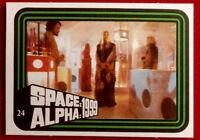 SPACE / ALPHA 1999 - MONTY GUM - Card #24 - Netherlands 1978