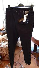 Michael Kors Slim Taper Trackpants Black NEW UK/EUR 32/32 Slim Fit RRP £155.00