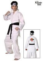 Adult Authentic Karate Kid Daniel San Costume SIZE XL (Used)