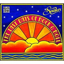 The Snakes : The Last Days of Rock & Roll CD (2013) ***NEW***