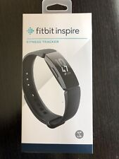 Fitbit Inspire Fitness Activity Tracker - Black New In box