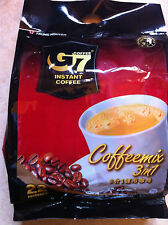 TRUNG NGUYEN, G7, 3-in1, Regular Instant, Coffee, Mix 20 Packets ( New )