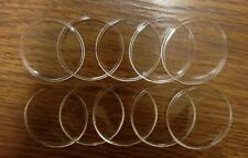 LOT OF 50 GENUINE AIRTITE DIRECT FIT H38 CAPSULE COIN HOLDERS FOR SILVER DOLLARS