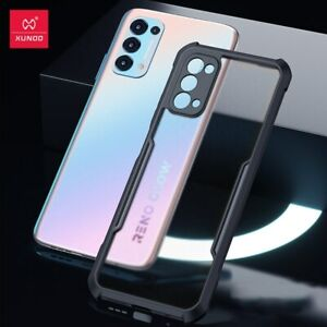 For OPPO Find X3 Lite / X3 Pro / X3 Neo Case Protective Airbag Shockproof Cover