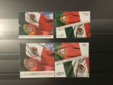 PORTUGAL Mexico - emissão conjunta 2014