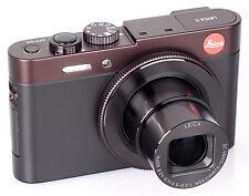 Leica C (Typ 112) 12.0 MP Digital Camera - Dark Red