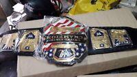 wwe championship United State adult belt