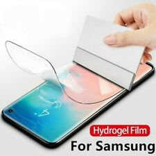 FOR SAMSUNG Galaxy S10 TPU Hydrogel Screen Protector COVER
