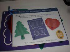 Creative Memories Storyline Journaling Templates NEW