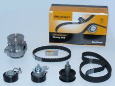 CONTI Zahnriemen + Rollensatz + Wasserpumpe VW GOLF 5 6 PLUS CADDY POLO 1.4 16V