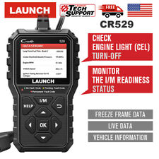 LAUNCH X431 Creader CR529 Auto Car Vehicle Diagnostic Code Scanner Tool OBD2 CAN