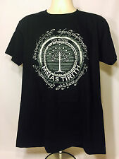 LOTR Lord of the Rings Minas Tirith T-Shirt (LARGE) Sci-Fan Nerd Block