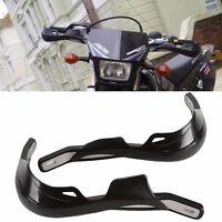 "Dirt Bike Motorcycle Hand Guards 7/8"" 22mm Or 1-1/8 28mm Fat Bar Handlebar Black"