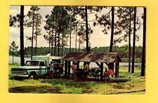 Waycross,GA Georgia Laura S Walker State Park, Chevrolet Pickup camper