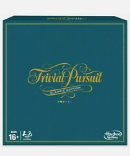 Trivial Pursuit Classic Edition Brand New And Sealed