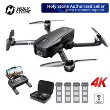 Holy Stone HS720 GPS Drone with 4K UHD Camera Brushless Quadcopter+Carrying Case