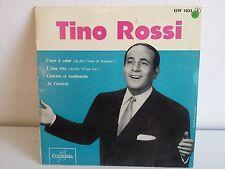 TINO ROSSI Coeur a coeur ESVF 1033