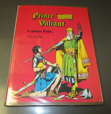 1974 PRINCE VALIANT Days Of King Arthur v. #1 Hal Foster HC/DJ VF+/FVF