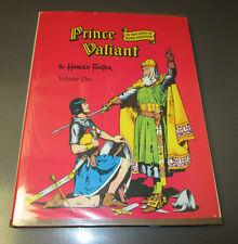 1974 PRINCE VALIANT Days Of King Arthur v. #1 Hal Foster HC/DJ VF+/FVF