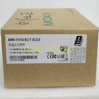 1pcs new wireless Ethernet bridge AWK-1131A-EU-T