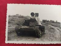 2 WK Foto Sowjetische Panzer