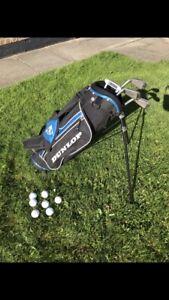 Childs Golf Bag & Golf Clubs Set 🏌️