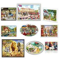 New Corner Piece Puzzles Jigsaw 500 Pieces Premium Quality - London, etc UK