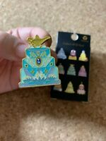 Jasmine Disney Loungefly Princess Cake Pin- Wedding Cake- Aladdin Genie
